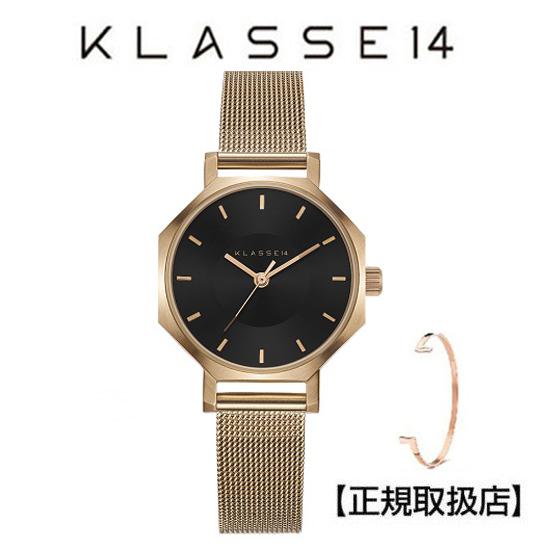 クラス14  腕時計 OKTO ROSEGOLD MESH 28mm [ブレスレット付き] ローズゴールド メッシュ メンズ レディース OK18RG006S 【楽ギフ_のし】【クリスマスプレゼント】