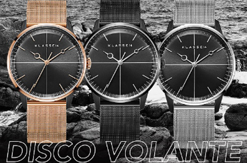 新発売 クラス14 40mm 36mm ペアウォッチKLASSE14 DISCO VOLANTE Rose Gold Black with Mesh Strap WDI19RB001M WDI19RB001W ホワイトデイ送料無料CrBdoxe