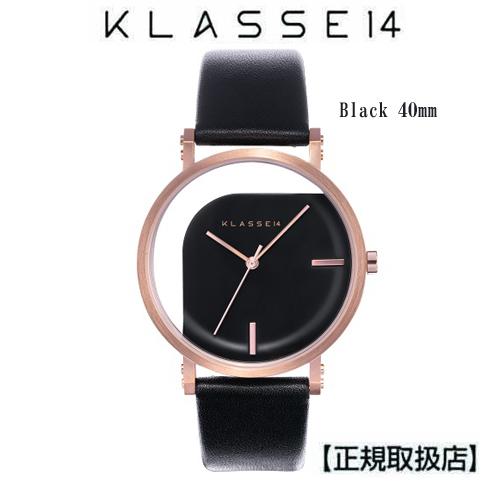 5月新発売 クラス14  腕時計 IMPERFECT ANGLE Rose Gold Black 40mm WIM20RG017M シリコンストラップ付属【楽ギフ_のし】【クリスマスプレゼント】