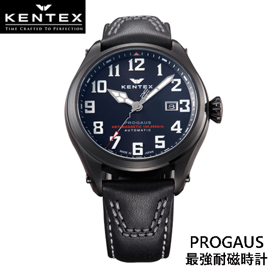ケンテックス PROGAUS S769X-03 SEIKO NH35 日本製自動巻き 最強耐磁時計