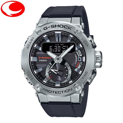 【19年5月発売ご予約受付中】カシオ CASIO G-SHOCK GST-B200-1AJF G-STEEL タフソーラー Bluetooth メンズ 腕時計【カーボンコアガード構造】【楽ギフ_メッセ入力】【送料無料】