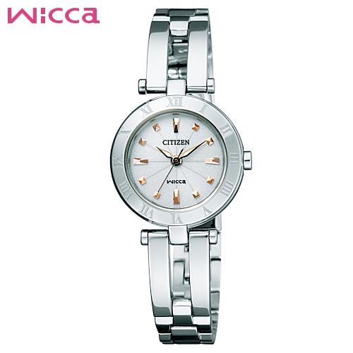 CITIZEN Wicca(ウイッカ) Newモデル NA15-1572C ソーラーウォッチ レディース 腕時計【楽ギフ_のし】【送料無料】