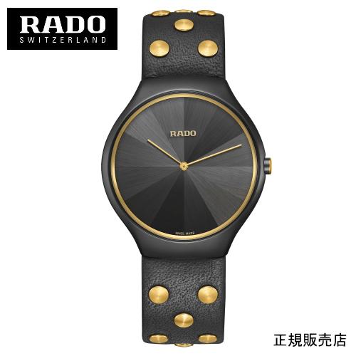 【RADO】True Thinline Studs トゥルー シンライン スタッズ リミテッド エディション 腕時計 R27012105  (国内正規販売店)【送料無料】