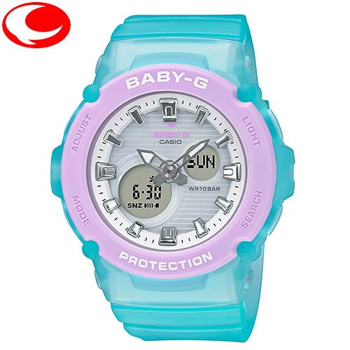 (あす楽)カシオ CASIO Baby-G BGA-270-2AJF 【ビーチ】【POP】【10気圧防水】【高輝度LEDライト】【送料無料】【楽ギフ_メッセ入力】【20年3月発売】