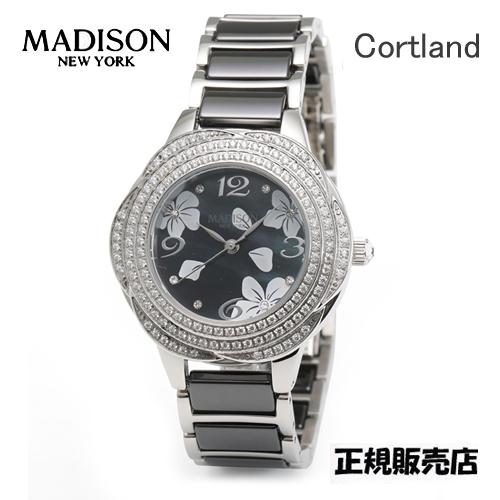 (あす楽)MADISON NEW YORK マディソン ニューヨーク コートランド レディース MA012004-3 Cortland【送料無料】