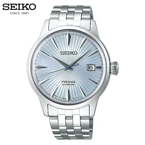 (あす楽)セイコー プレザージュ腕時計メンズ 自動巻(手巻つき) SARY161