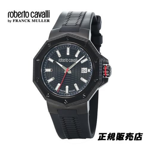 (あす楽)ロベルトカヴァリ バイ フランクミュラー 腕時計 RV1G038P0031【送料無料】【父の日】【プレゼント】【ギフト】【包装】