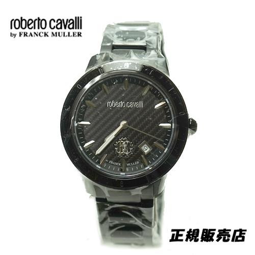 (あす楽)ロベルトカヴァリ バイ フランクミュラー 腕時計 RV1G1118M0091【送料無料】【父の日】【プレゼント】【ギフト】【包装】