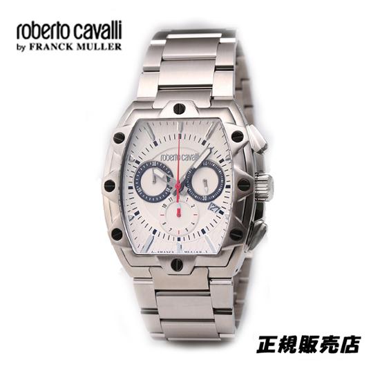 ()ロベルトカヴァリ バイ フランクミュラー RV1G082M0071 【送料無料】【父の日】【プレゼント】【ギフト】【包装】