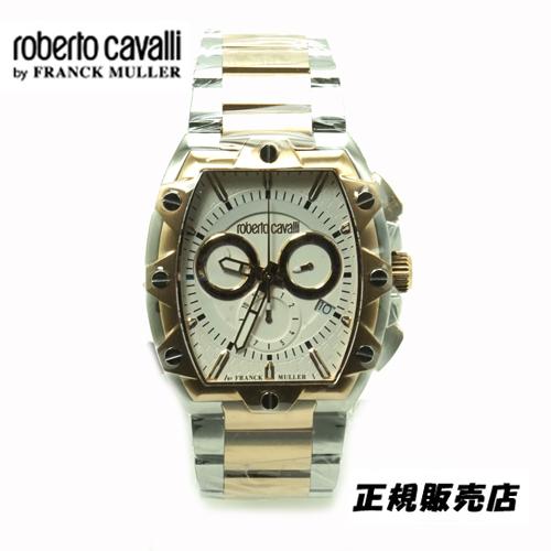 ロベルトカヴァリ バイ フランクミュラー RV1G082M0101 【送料無料】【父の日】【プレゼント】【ギフト】【包装】