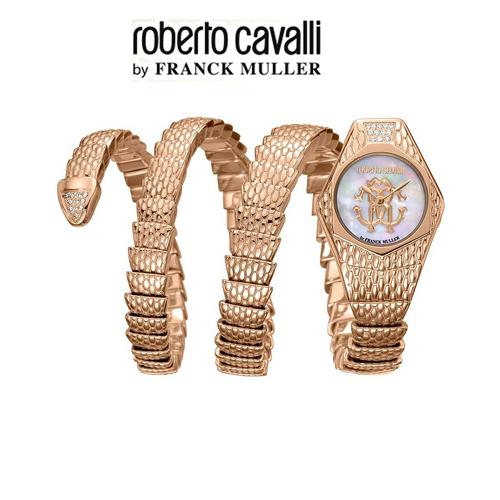 ロベルトカヴァリ バイ フランクミュラー レディース 腕時計 RV2L021M0041 【送料無料】【母の日】【プレゼント】【ギフト】【包装】