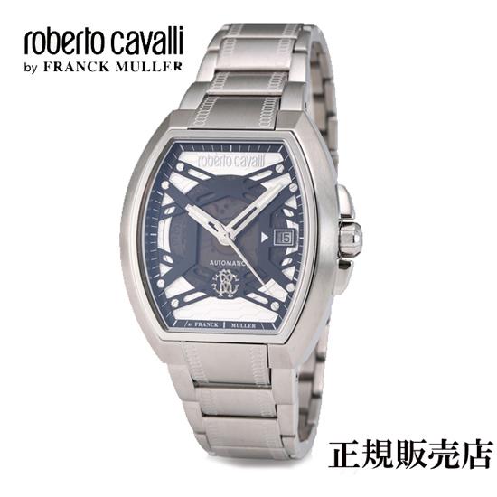 (あす楽)ロベルトカヴァリ バイ フランクミュラー 自動巻き RV1G124M0061【送料無料】【父の日】【プレゼント】【ギフト】【包装】