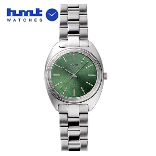 HMT エイチエムティー 腕時計 H.KO.36.FO.B コヒノール フォレスト【正規品】手巻き グリーン文字板