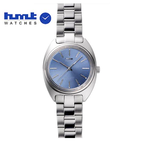 HMT エイチエムティー 腕時計 H.KO.36.MI.B コヒノール ミネラル【正規品】手巻き ブルー文字板