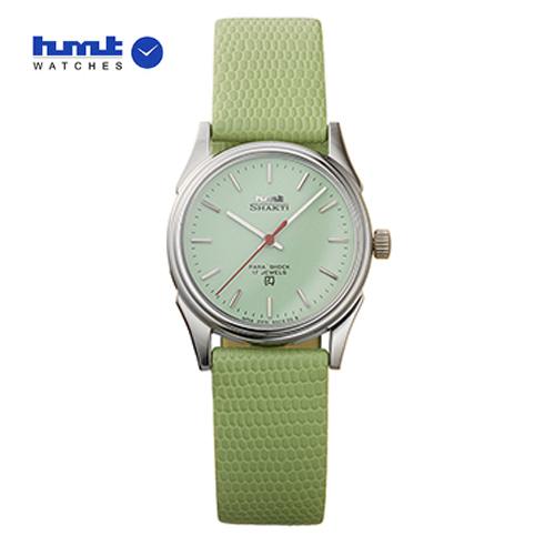 HMT 腕時計 SHAKTI  シャクティ クリソプレーズ H.SH.32.CH.L 【正規品】手巻き  ※ファインボーイズ時計記載モデル