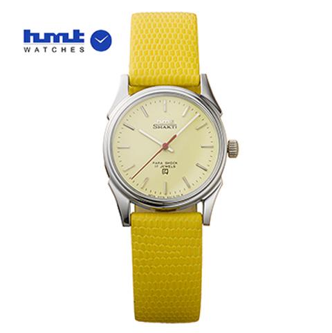 HMT 腕時計 SHAKTI  シャクティ アンバー  H.SH.32.AM.L 【正規品】手巻き  ※ファインボーイズ時計記載モデル