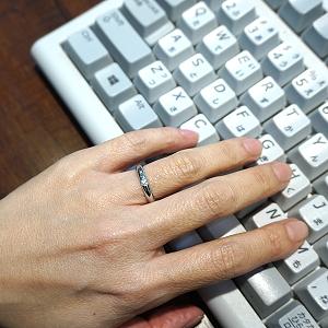 ラザール ダイヤモンド 結婚指輪・マリッジリング・ペアリング(プラチナ) ペア 写真1と3のペア URA801-URB801 【10P04Jun19】【オーダー/納期4週間】