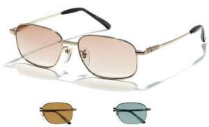 【偏光レンズ】UVカット 偏光レンズ 偏光度99%以上偏光サングラス 男性用 メガネケース付 CK8374N-H 【楽ギフ_のし】