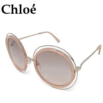 クロエ Chloe は 買物 1952年 マダム セール特価 CE120S-724 アギヨンが創業したフランスの人気ラグジュアリーブランドです サングラス ギャビー レディース