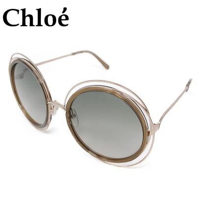 クロエ Chloe は 人気の製品 1952年 マダム レディース 新作販売 アギヨンが創業したフランスの人気ラグジュアリーブランドです ギャビー サングラス CE120S-750