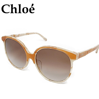 Chloe クロエ CE735SA-241 サングラス レディース【送料無料】(但し、北海道500円・沖縄1000円・離島1000円 3地域は商品代金に上記手数料を頂戴します。)