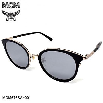MCM エムシーエム MCM676SA-001 サングラス uvカット ユニセックス【送料無料】
