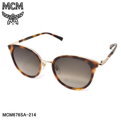 MCM エムシーエム MCM676SA-214 サングラス uvカット ユニセックス【送料無料】