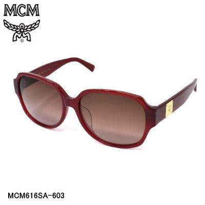 MCM エムシーエム MCM616SA-603 サングラス uvカット アジアンフィット レディース【送料無料】
