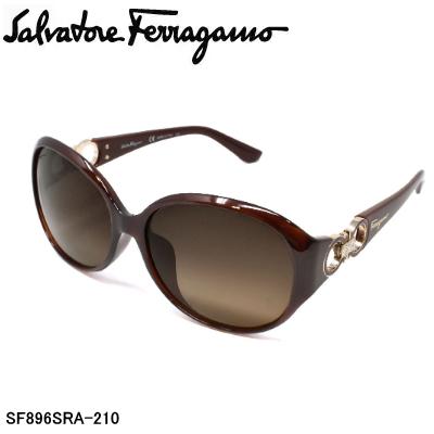Salvatore Ferragamo サルヴァトーレ フェラガモ SF896SRA-210 サングラス レディース【送料無料】