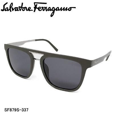 国内正規品 Salvatore Ferragamo サルヴァトーレ フェラガモ SF879S-337 サングラス レディース【送料無料】