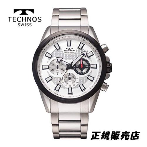 【国内正規品】【テクノス】 TECHNOS 腕時計 メンズ クロノグラフ 10気圧防水 TSM616TS 【最安値挑戦】【送料無料】02P04Jun19\80,000