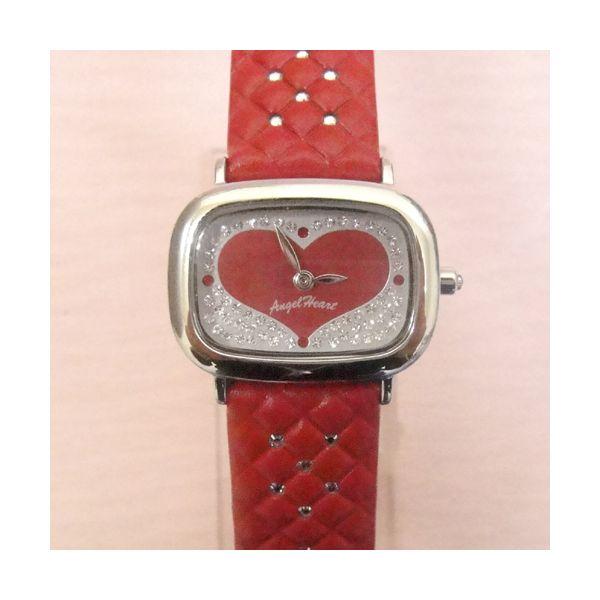 「あす楽」Angel Heart (エンジェルハート)  西山茉希コラボモデル Love Time LT28S-RE レディース 【送料無料】【楽ギフ_メッセ入力】