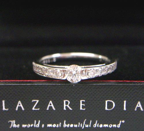 世界一の輝き ラザール ダイヤモンド ブライダル エンゲージリング・婚約指輪 (プラチナ950)【送料無料】【楽ギフ_のし】【楽ギフ_メッセ入力】【楽ギフ_名入れ】10P03Sep16