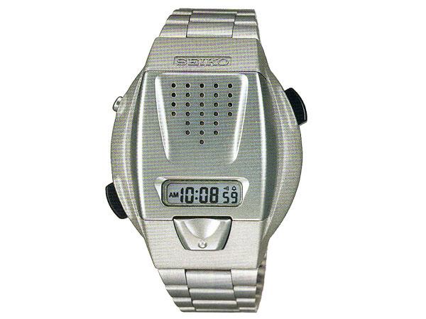SEIKO 【セイコー】 音声デジタルウォッチ 音声報知機能付き腕時計です。【楽ギフ_のし】【楽ギフ_メッセ入力】【楽ギフ_名入れ】【smtb-kd】fs04gm【marathon0802_500】