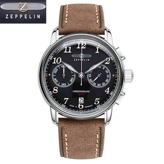(あす楽)[正規輸入品] ツェッペリン 腕時計 8678-2 NEW LZ127 Graf Zeppelin メンズ