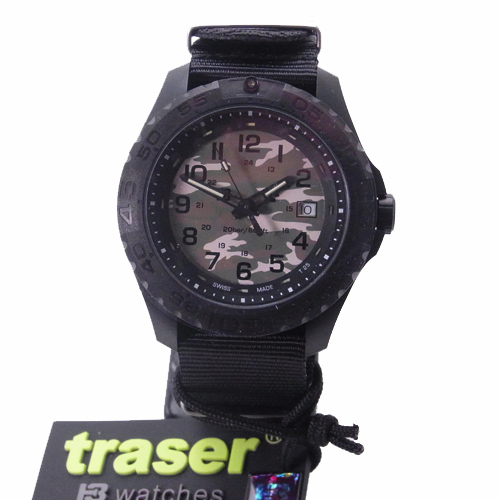 最新モデル【traser】アウトドアパイオニア・カモフラージュ 9031562 日本限定品  [正規輸入品]【smtb-kd】【送料無料】