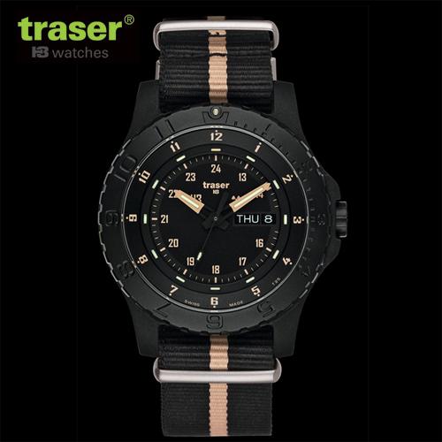 【traser】 トレーサー 腕時計  TYPE6 MIL-G Sand (サンド) メンズ [正規輸入品 P6600.2AAI.L3.01 SAND【送料無料】05P06jul13【ファインボーイズ時計】記載モデル
