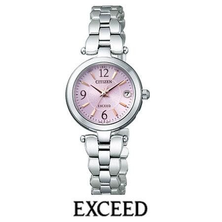 シチズン腕時計(CITIZEN) エクシード エコ・ドライブ電波時計 [レディ-ス] EBD75-5111