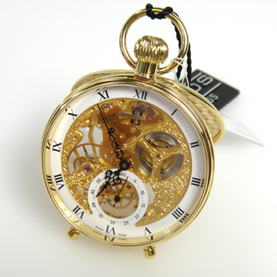 epos エポス スタンド付懐中時計 スケルトンモデル (正規品)2166GP【スーパーセール】\106,920 【10P04Sep18】
