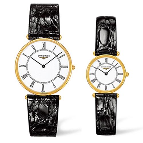 【ポイント最大29倍!】 LONGINES ロンジン 腕時計 [ロンジン] K18YG ペア ラ グラン クラシク ドゥ ロンジン腕時計 L4.691.6.11.0  L4.191.6.11.0(ペア)【20P04Jun19】L46916110 L41916110