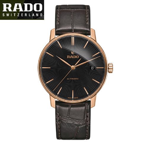 RADO( ラドー) クポール クラシック 自動巻き Coupole Classic メンズサイズ ブラック文字板 R22861165(国内正規販売店)【10P03Sep16】