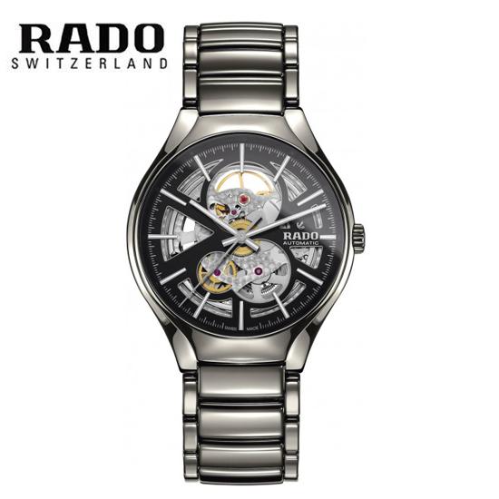 (あす楽)ラドー トゥルー オートマチック オープンハート スケルトン R27510152(国内正規販売店)パワーリザーブ: 最大80時間 【10P04Jun19】