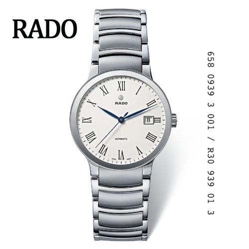 【ポイント最大21倍!】 RADO(ラドー)  セントリックス  (自動巻き) メンズサイズ R30939013(国内正規販売店)【送料無料】【10P04Mar19】