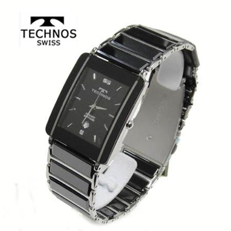 (あす楽)テクノス 腕時計 (TECHNOS) 3気圧防水 サファイアガラス T9137TB メンズ【送料無料】【ホワイトデイ】【半額】【スーパーセール】【父の日】