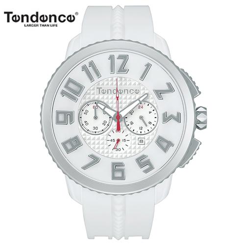 クーポン【正規4年保証】テンデンス] TENDENCE ガリバー47 GULLIVER 47 腕時計 TY460010 クロノグラフ[正規輸入品] 【送料無料】バレンタイン/