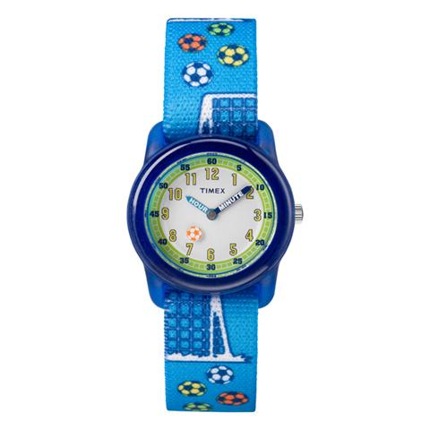 TIMEX (タイメックス) 腕時計  タイムティーチャーブルー (KIDS)