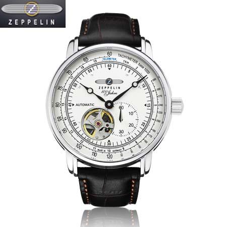 [正規輸入品] ツェッペリン 腕時計 76621 Special Edition 100 Years ZEPPELIN メンズ (自動巻) 【楽ギフ_のし】【楽ギフ_メッセ入力】【楽ギフ_名入れ】7662-1