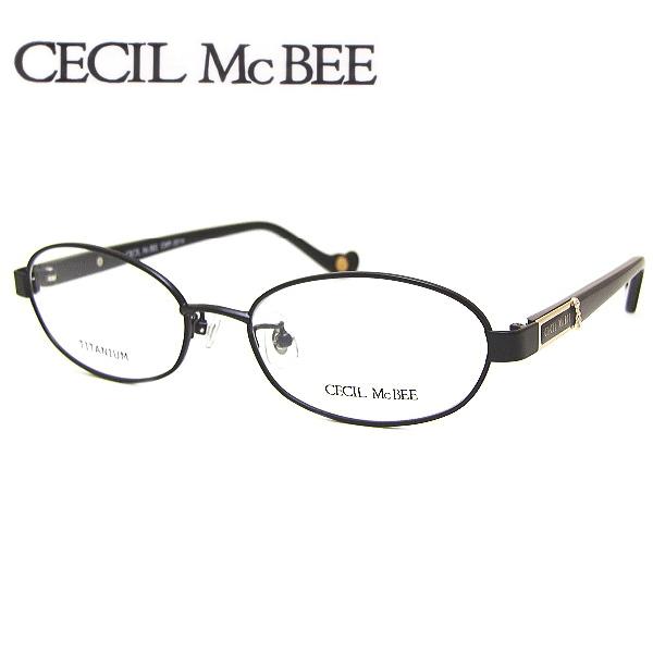 【送料無料】 セシルマクビー メガネフレーム CECIL McBEE CMF3014 COL-1 SIZE-51