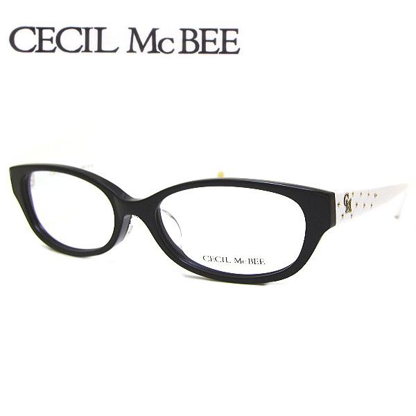 【送料無料】 セシルマクビー メガネフレーム CECIL McBEE CMF7019 COL-1 SIZE-52