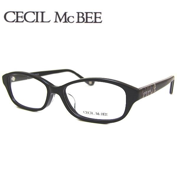セシルマクビー メガネフレーム CECIL McBEE CMF7022 COL-1 SIZE-52